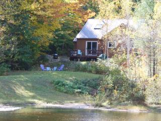 Peaceful Family Retreat with Pond & Views - Bartlett vacation rentals