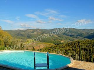 Charming 2 bedroom Greve in Chianti House with Deck - Greve in Chianti vacation rentals