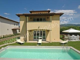 Bright House in Greve in Chianti with Deck, sleeps 10 - Greve in Chianti vacation rentals