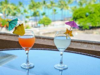 Great Ocean Views! 2007 Built Penthouse at Kahaluu - Kailua-Kona vacation rentals