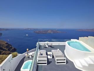 Ariadne Suite - Private Villa with caldera view - Santorini vacation rentals