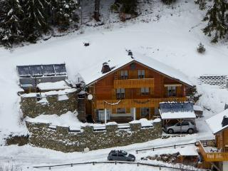 Chalet Wensam, self catered 4 bedroom Chalet - Le Biot vacation rentals