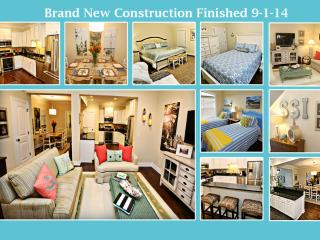 Brand New 3 Bedroom, Sleeps 7 at The Reserve - Saint Simons Island vacation rentals