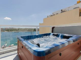 080 Sundrenched 3-bedroom Penthouse - Sliema vacation rentals
