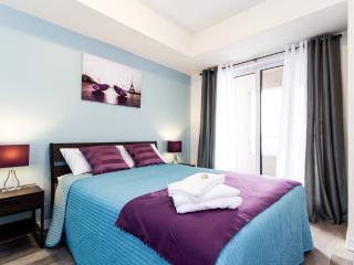 Elegant 1 bed w/ view of Wonderland - Markham vacation rentals