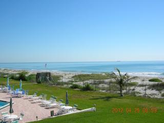 Beachfront condo with private keyed access to heat - Cocoa Beach vacation rentals