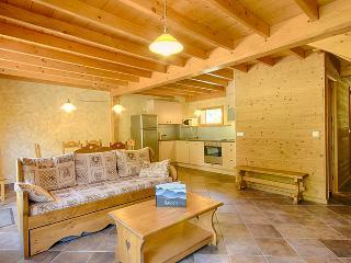 "Rental Gite Le Moulin ""Lanchette"" wtih Spa in Savoie Alps - Le Chatelard vacation rentals"