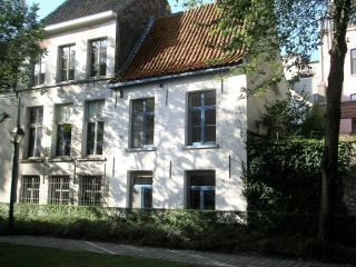 Achterhuis Patershol Ghent Belgium - East Flanders vacation rentals