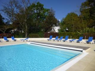 royal park - terrasse vue parc Wifi - La-Baule-Escoublac vacation rentals