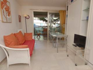 Cannes Petit Juas 1 Bedroom Apartment with a Balcony - Cannes vacation rentals