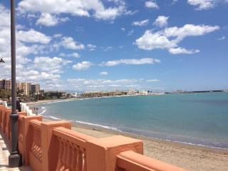 Beachfront Apartment Benalmadena for Holiday Rent - Alameda vacation rentals
