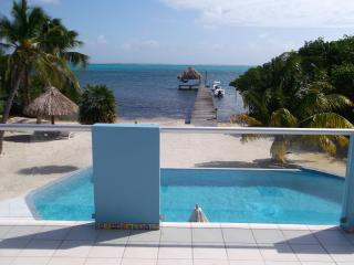 private beachfront oasis - Belize Cayes vacation rentals