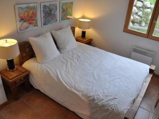Sunny apartment in Oz-en-Oisans with WIFI - Oz en Oisans vacation rentals