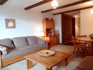 VERBIER MEDRAN 245: 1 Bedroom 1 Bathroom - Les Diablerets vacation rentals