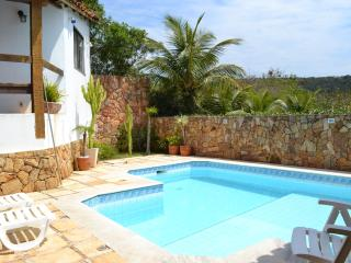 COMFORTABLE HOME NEAR THE BEACHES AND TOWN CENTER - Buzios vacation rentals