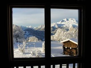 Chalet du Mi              Very quitely  and authentic flat.  No pets - Manigod vacation rentals