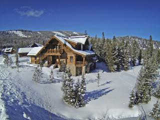 Ski in / Ski Out: 6 Bedroom Spanish Peaks Cabin - Big Sky vacation rentals