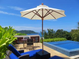 Kata Gardens Ocean View Penthouse Private Pool Walk To Beach - Kata vacation rentals