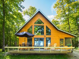 Winter Wonderland in a Classic, Cozy Cabin - Strawberry Lake Cabin - Detroit Lakes vacation rentals