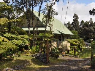 Akepa Ohia Hale, Volcano National Park area - Volcano vacation rentals