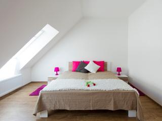 Grand Penthouse 3BR - AC/WIFI - Budapest vacation rentals