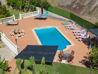 Villa, private pool with poolside bar, ping pong - Carratraca vacation rentals