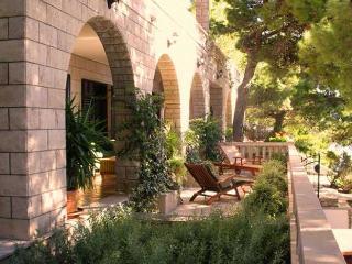 Luxury seafront villa, Brac island - Sumartin vacation rentals