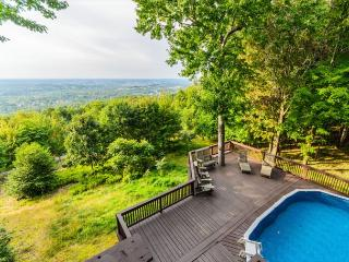 Laurel View Retreat -The most spectacular view awaits you! BEST SELLER!! - Pennsylvania vacation rentals
