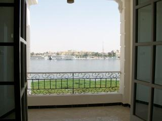 The White House apartment 101 with Nile view - Luxor vacation rentals