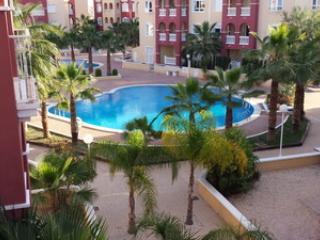 Lovely Puerta Marina penthouse apt Los Alcazares - Los Alcazares vacation rentals