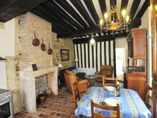 One Bdrm Historic Town Centre - La Charite-sur-Loire vacation rentals