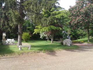 Gite  Loire Anjou ; -Val de Loire  -SAUMUR ANGERS - Doue-la-Fontaine vacation rentals