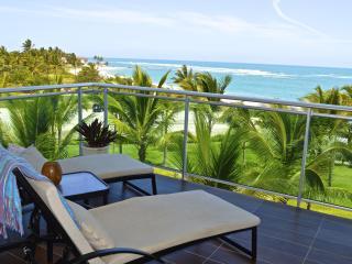 Waterfront Cabarete Bay 1 bedroom, rooftop patio - Cabarete vacation rentals
