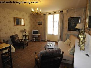 Spacious 2 BDRM Historic Town Centre - La Charite-sur-Loire vacation rentals