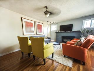 Home:Spacious|Backyard:Huge|Location:Great| - Spokane vacation rentals
