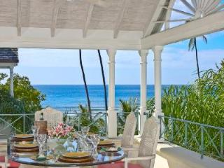 Schooner Bay 306 - Superb beachfront penthouse  in a secure gated community near Speightstown - Speightstown vacation rentals