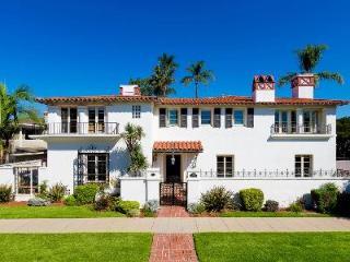 Historic Coronado - spacious luxury villa with pool, hot tub & easy beach access - San Diego County vacation rentals