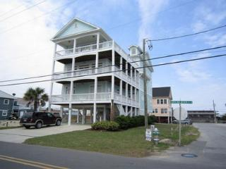 Cool Breeze -  Getaway and relax at this spacious ocean view penthouse duplex - Carolina Beach vacation rentals