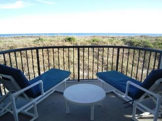 DR 1104 - What a view from the Balcony of this remodeled Duneridge Condo - Wrightsville Beach vacation rentals