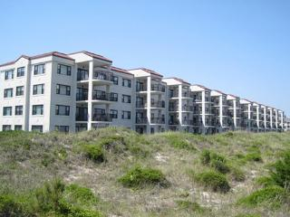DR 2401- Oceanfront end unit condo on the top floor with panoramic ocean views - Topsail Beach vacation rentals