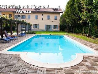 EXPO 2015 B&B Cascina San Giovanni - Monza vacation rentals