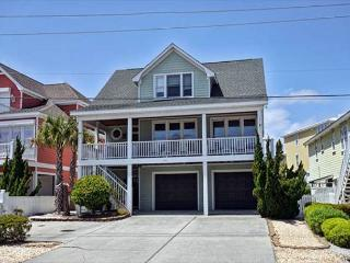 Island Retreat -  Beautifully decorated ocean view home with easy beach access - Kure Beach vacation rentals