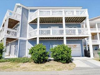 KB Villa C8 -  Oceanfront condo with unobstructed views, Jacuzzi and more - Kure Beach vacation rentals
