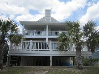 Pappas Beach House -  Spacious  4 Bedroom home with ocean and sound views. - Wrightsville Beach vacation rentals