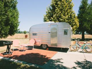 Restored 1956 Santa Fe Trailer - Dayton vacation rentals