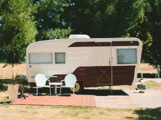 Restored 1958 Ideal Trailer - Dayton vacation rentals