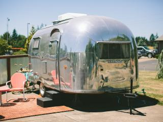 Restored 1959 Airstream Globester - Dayton vacation rentals