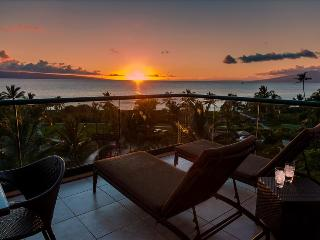 Maui Westside Properties: Konea 501 - Best 2 Bedroom Frontline with BBQ! - Ka'anapali vacation rentals