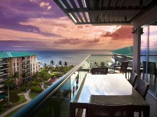 Maui Westside Properties: Hokulani 841 - Great Ocean Views with Wrap Around Lanai! - Kaanapali vacation rentals