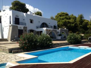 Spacious Villa with Deck and Internet Access - Theologos vacation rentals